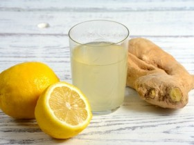 shutterstock_ginger and lemon