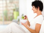shutterstock_woman healthy eating