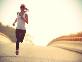 shutterstock_woman jogging