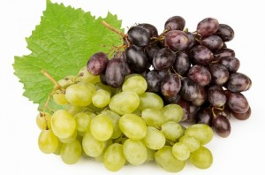 grapes red&green m