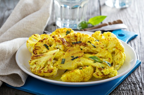 cauliflower turmeric m