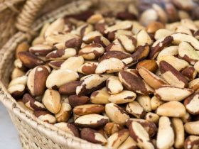 Brazilian nuts - Selenium m