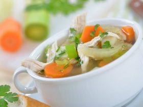 chicken soup m