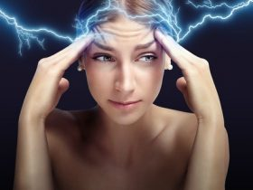headache woman M