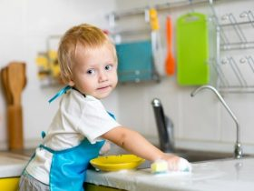 kid in the kitchen M
