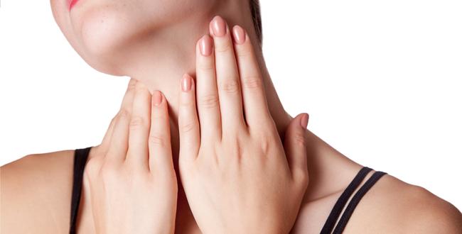thyroid woman