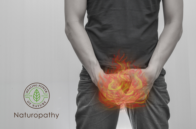 prostate inflammation