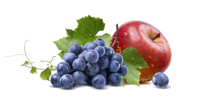 grape & apple 072417