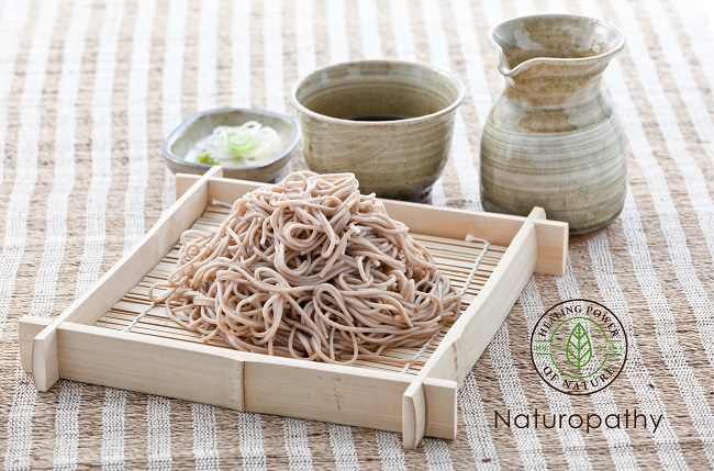 buckwheat noodles 080917