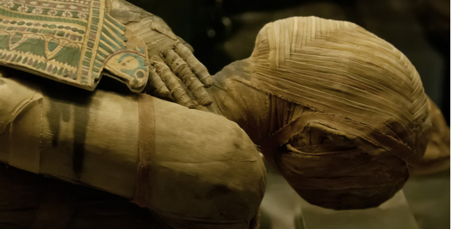 mummy egypt