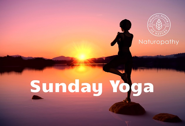 Sunday yoga - eyecatch 092317