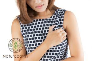 乳腺症を食生活やハーブで改善