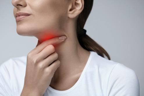 sore throat 330