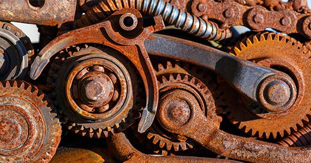 rust gears-630