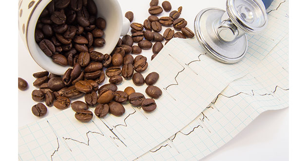 coffee and ecg-630