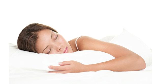 woman sleeping-630