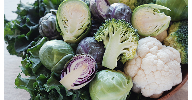 cruciferous vegetables-630