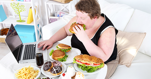 man overeating-630