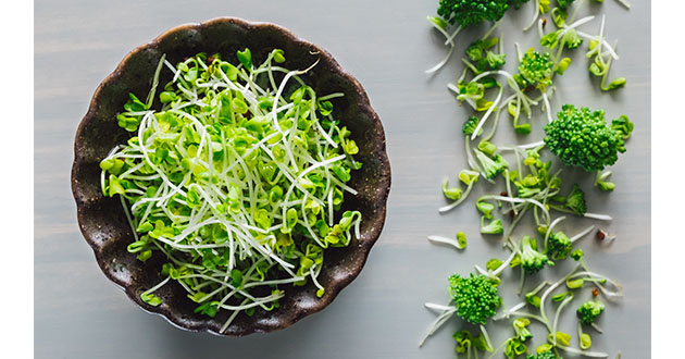 broccoli florets and sprouts-630