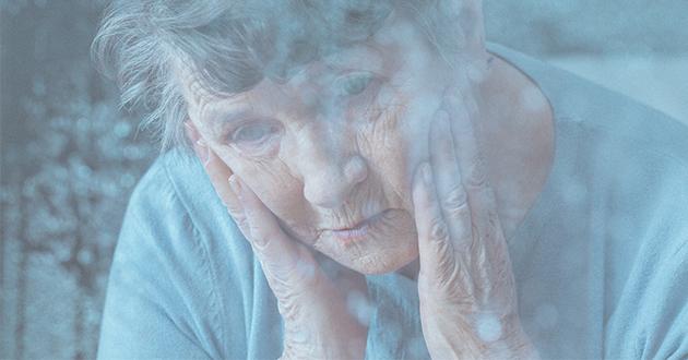 depressed elderly woman-630