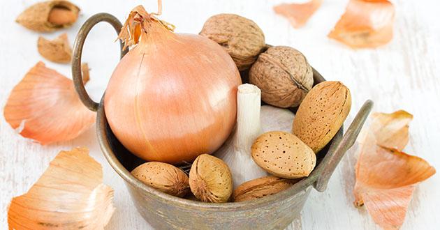 onion almond garlic-630