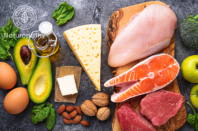 food-protein and healthy fat-eyecatch