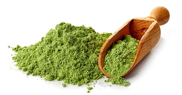 green powder-630
