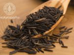 wild rice on wooden spoon-eyecatch