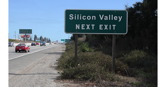 Silicon valley exit sign-630