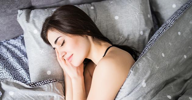 woman good night sleep-630