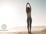 yoga-woman on the beaach-eyecatch