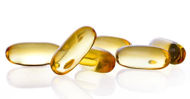 Oil, vitamin e supplement-630