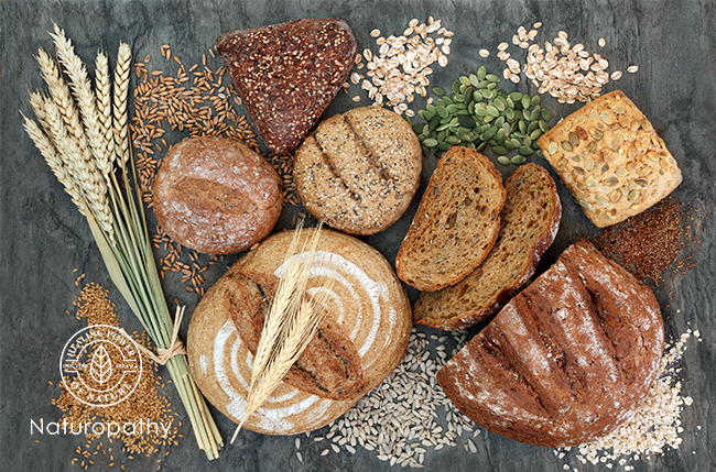 全粒粉穀物のすすめ