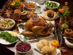 shutterstock_thanksgiving dinner