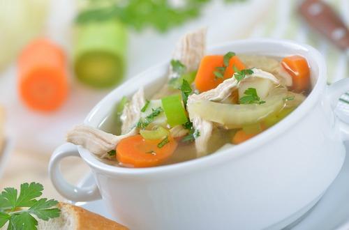 chicken soup m
