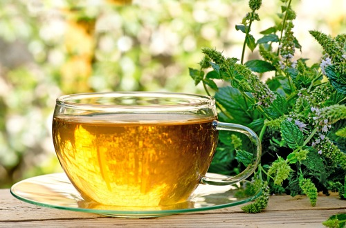 herb tea detox m