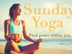 Sunday Yoga