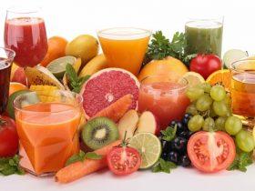 veg & fruits juice M