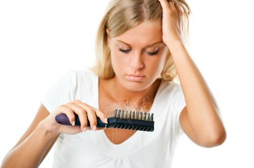 hair loss M