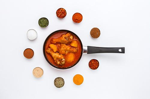 curry cardamon