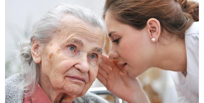 60歳以上の方の3人に1人、85歳以上だと約半数の方に難聴