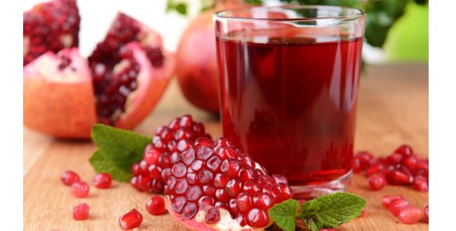 ザクロジュースは、腎臓結石の予防に効果的