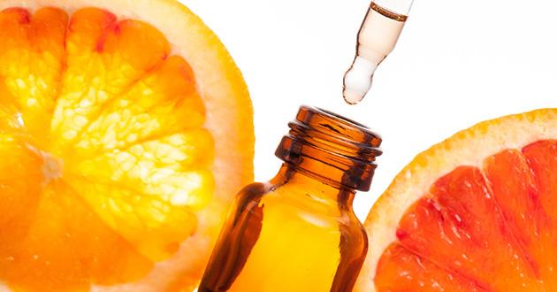 エッセンシャルオイル、体に使用する際に注意