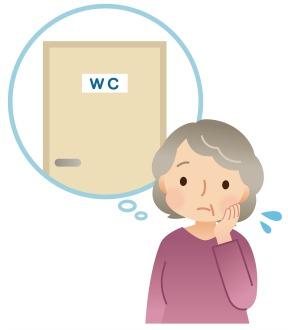 過活動膀胱の原因