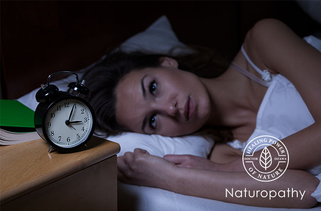 眠れない、眠りが浅い【不眠症】を改善するエッセンシャルオイルたち
