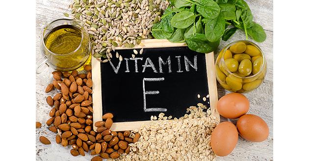 ビタミンEを多く含む食品は髪に良い成分