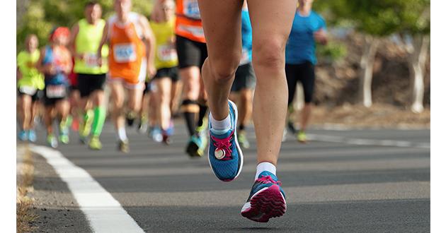 マラソンなどの有酸素運動に効果を発揮