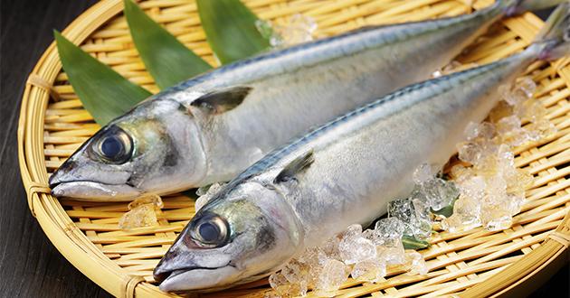 魚類はミネラルが豊富なので、心臓病のリスクを軽減してくれる