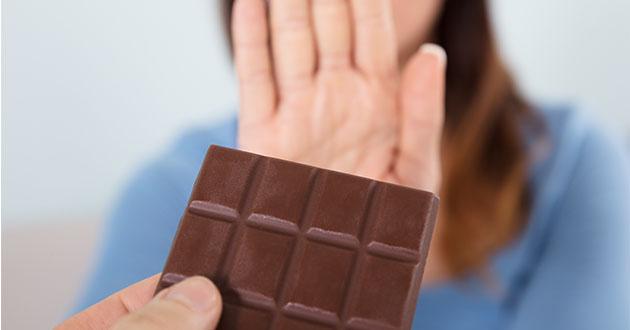 チョコレートを控えるなどの食生活の改善でピロリ菌対策