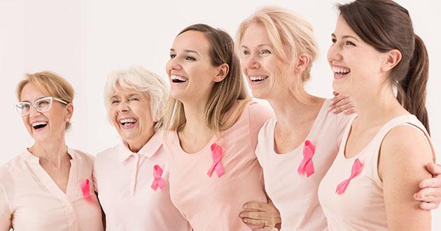 女性の乳がん罹患率増加